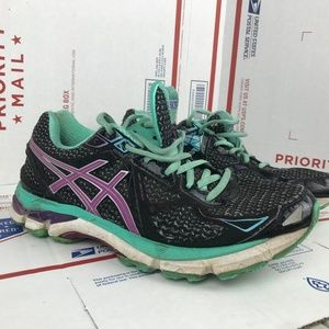Asics Womens GT-2000 T550N Size 8